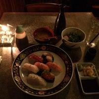 Photo taken at Musashino Sushi Dokoro by Donald P. on 9/8/2014