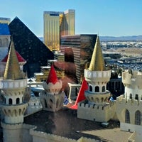 Photo taken at Excalibur Hotel & Casino by Hackair on 2/11/2013