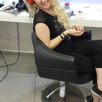 Photo taken at 2012 Hair&Make up by Ebru C. on 6/7/2014