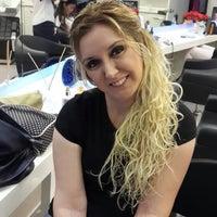 Photo taken at 2012 Hair&Make up by Ebru C. on 6/4/2014