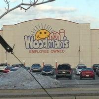 Photo taken at Woodman's Food Market by Lisa C. on 4/2/2013