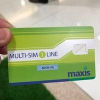 Photo taken at Maxis Centre by Yo K. on 12/24/2016
