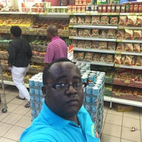Photo taken at Shoprite by Uche D. on 1/5/2015