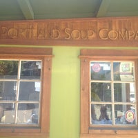 Photo taken at The Portland Soup Company by Anthony R. on 6/28/2013