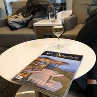 Photo taken at Delta Sky Club by Chandler H. on 1/22/2018
