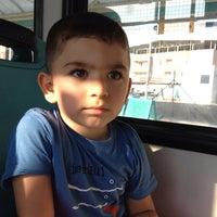 Photo taken at Emek Metro Otoparkı by Hamza M. on 7/27/2014