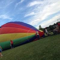 Photo taken at Darboy Community Park by Martina H. on 8/14/2014