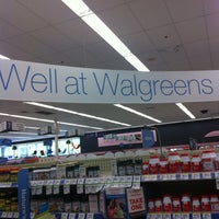 Photo taken at Walgreens by Frank M. on 4/21/2013
