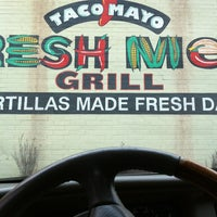 Photo taken at Taco Mayo by Frank M. on 1/4/2014