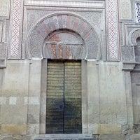 Photo taken at Heladería Mezquita by Guilhermino P. on 9/3/2014