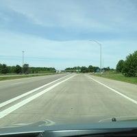 Photo taken at I-96 & Okemos Rd by Allen G. on 5/26/2013