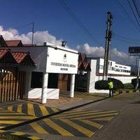 Photo taken at UNIVERSIDAD MANUELA BELTRAN - SEDE CAJICA by Veronica. on 7/26/2016