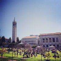 Photo taken at University of California, Berkeley by Arman S. on 3/16/2013