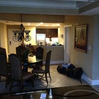Photo taken at Holiday Inn Club Vacations Orlando - Orange Lake Resort by Wilfred F. on 7/5/2013
