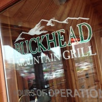 Photo taken at Buckhead Mountain Grill by David R. on 6/30/2013