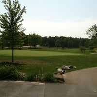 Photo taken at Muskego Lakes Golf Club by Vickie C. on 8/31/2012