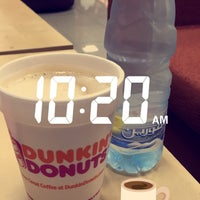 Photo taken at Dunkin' Donuts by Raed on 9/21/2016