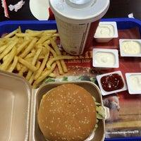 Photo taken at Burger King by Mehmet Salih Y. on 7/7/2014