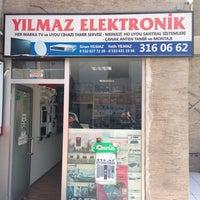 Photo taken at Yılmaz Elektronik by Fatih Y. on 4/14/2014