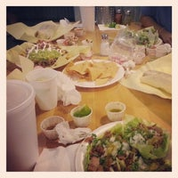 Photo taken at Cilantro's Tacos by Angie M. on 11/15/2013