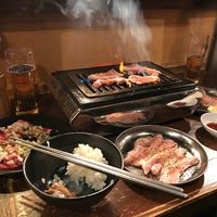 Photo taken at 浜松ホルモン酒場 もんもん by Turbo T. on 1/5/2018