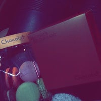 Photo taken at Chocolat by Andreea I. on 2/5/2015