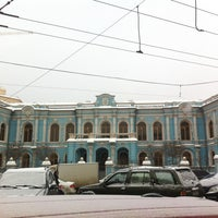 Photo taken at Особняк Салтыкова-Черткова by Cosmo277 on 1/29/2013