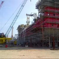 Photo taken at Kencana Marine 2 @ Sapura Kencana Petroleum by Hasnol H. on 3/21/2013