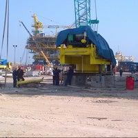 Photo taken at Kencana Marine 2 @ Sapura Kencana Petroleum by Hasnol H. on 3/20/2013