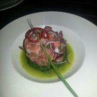 Photo taken at Hansa Restaurant by William on 2/28/2013