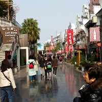 Photo taken at Guilin walking street by William on 12/13/2013