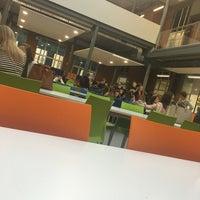 Photo taken at IVV Sint-Vincentius - Campus Molenaarsstraat by Lynn W. on 9/8/2016