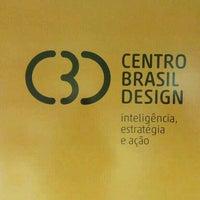 Photo taken at Centro de Design Paraná by Fernanda S. on 11/5/2016