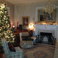 Photo taken at Magnolia House Bed and Breakfast by Sean S. on 12/23/2012