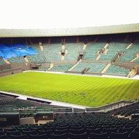 Das Foto wurde bei Wimbledon Lawn Tennis Museum von Matt S. am 10/10/2012 aufgenommen