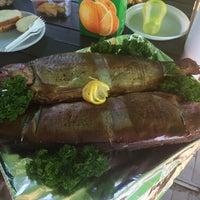 Photo taken at Ресторан «Горка» by Vladimir I. on 8/9/2014