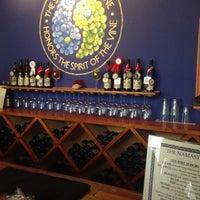 Photo taken at Namaste Vineyards by Laura H. on 4/26/2014