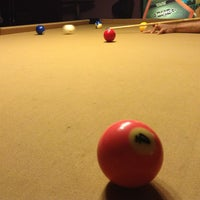 Photo taken at Q Billiard by Vinny A. on 8/28/2013