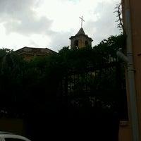 Photo taken at Fransız Kilisesi by Sule on 9/13/2016
