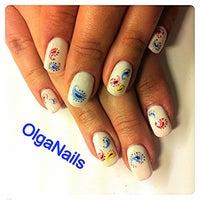 Photo taken at OlgaNails by Olga S. on 4/19/2014