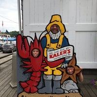Photo taken at Kaler's Restaurant by Jason S. on 7/15/2015