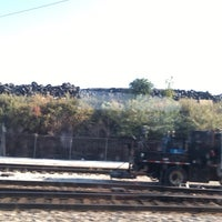 Photo taken at Metra - Western Avenue by Fatima I. on 9/23/2017