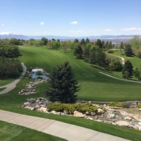 Photo taken at Bountiful Ridge Golf Course by Disaster D. on 4/29/2014