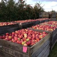 Photo taken at Klackle's Orchard by John N. on 10/20/2013