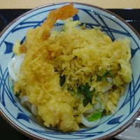 Photo taken at Marugame Seimen by アールグレイ緑茶 on 7/9/2014
