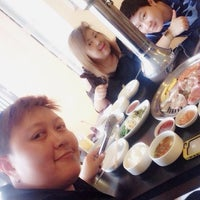 Photo taken at 54 Korean B.B.Q. by Jenny T. on 10/23/2014