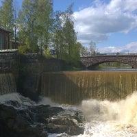 Photo taken at Roihuvuori / Kasberget by Tapio H. on 5/15/2014