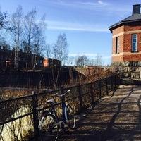 Photo taken at Roihuvuori / Kasberget by Tapio H. on 3/16/2015