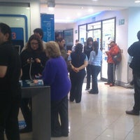 Photo taken at Entel by Angel Z. on 10/1/2012