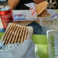 Photo taken at Syfax Kebab by Quentin P. on 4/24/2014